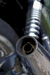 Triumph Thruxton 900 Exhaust