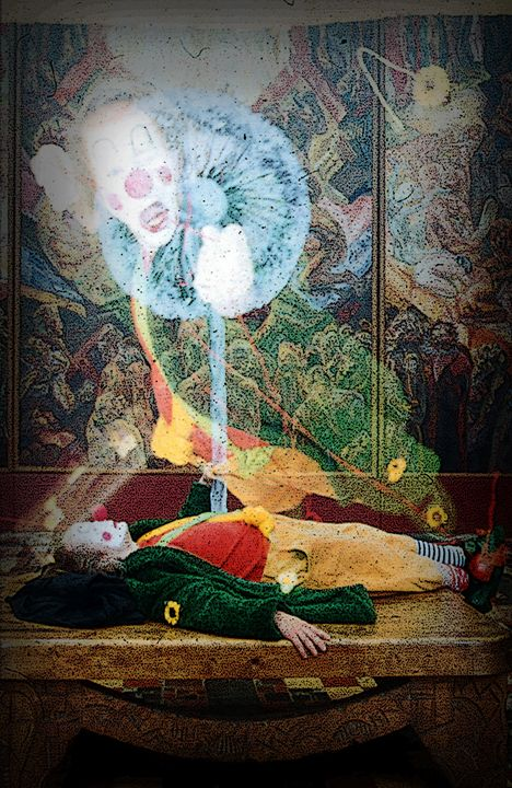 Clown - The Dream - Colin Hunt's PhotoArt