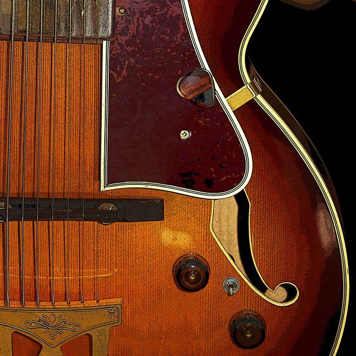 7-Strings - Colin Hunt's PhotoArt