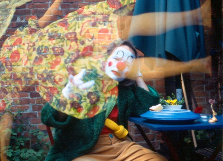 Clown - Colin Hunt's PhotoArt