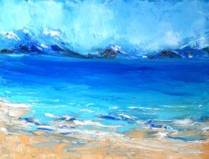 Florida Beach Seascape