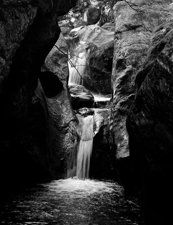 Texas Falls - Cantor Photography