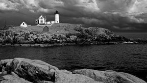 Nubble Lighthouse - Cantor Photography