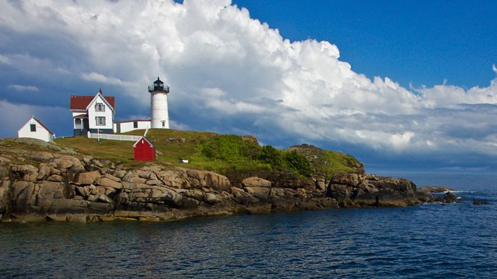 Nubbel Light - Cantor Photography