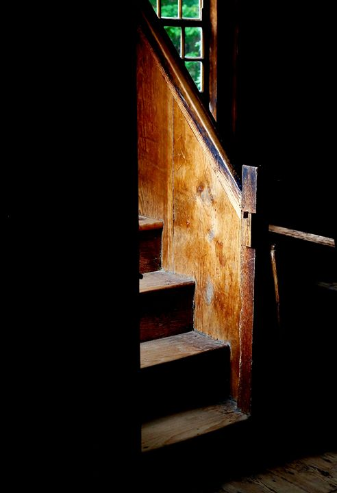 Stairs to the Past - Cantor Photography