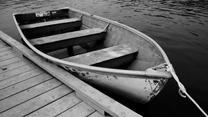 Row Boat II - Cantor Photography