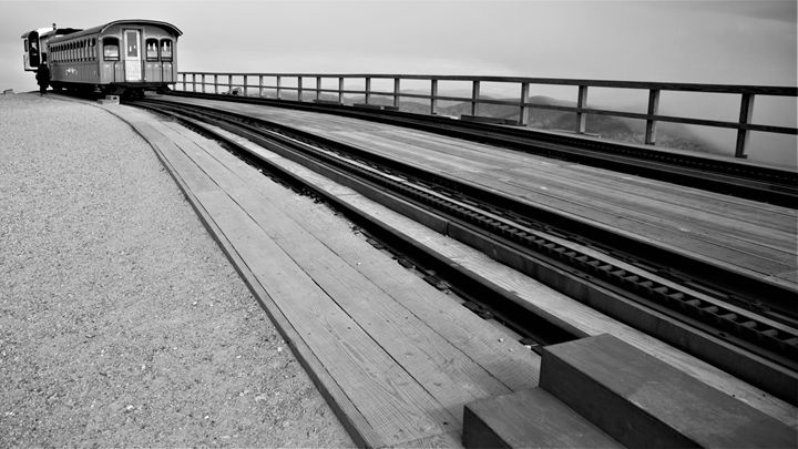 Cog Railway - Cantor Photography