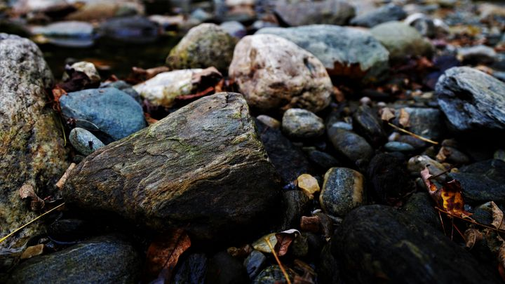 River Rocks - Cantor Photography