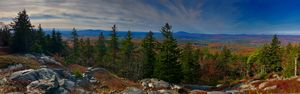 Autumn at Crotched Mountain - Cantor Photography
