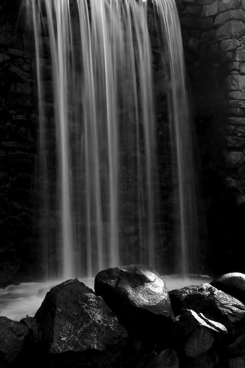 Waterfall I - Cantor Photography