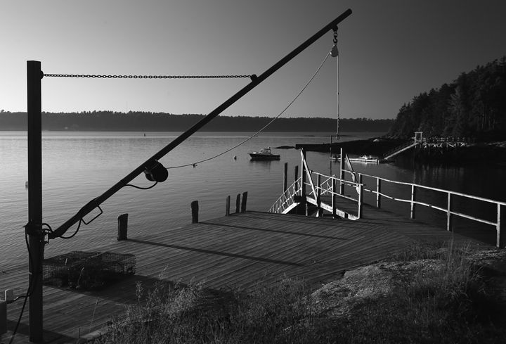 Working Dock - Cantor Photography