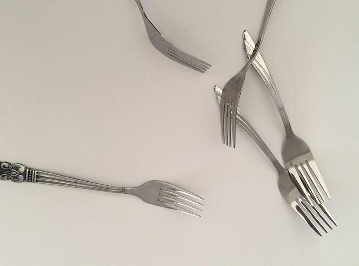 Forks in motion! - Arash