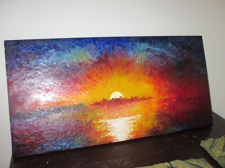 Attempt - Peace art