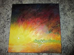 All Nighter, 12 x 12 - For Sale