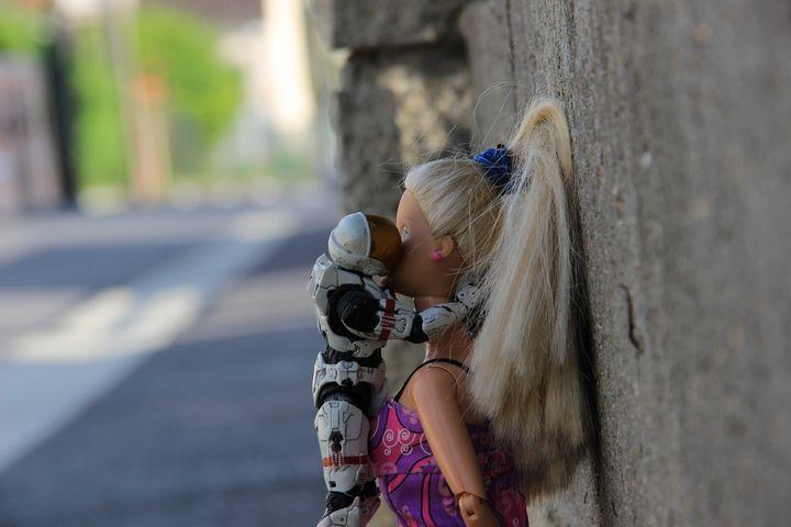 The Kiss - L'Vanneti