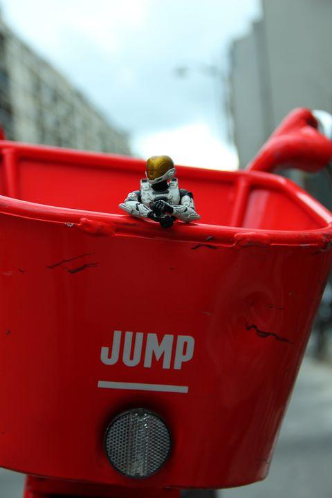 Jump - L'Vanneti