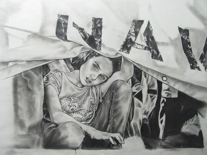 Amerika - Pencil Drawings