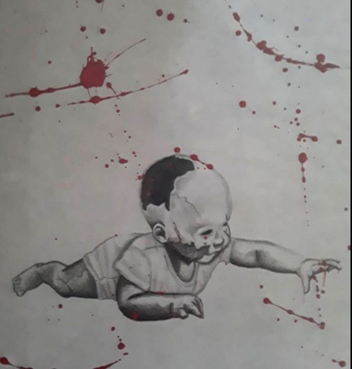 Porcelain Baby - The Art of Halo