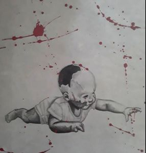 Porcelain Baby