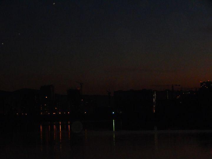 Night Krasnoyarsk - StrawBerry