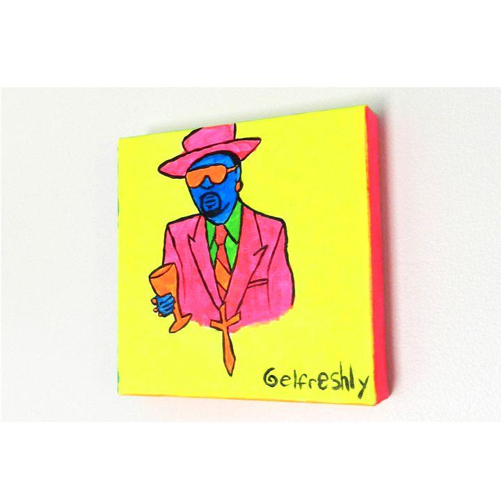 Neon Don Juan - Elvis Torres