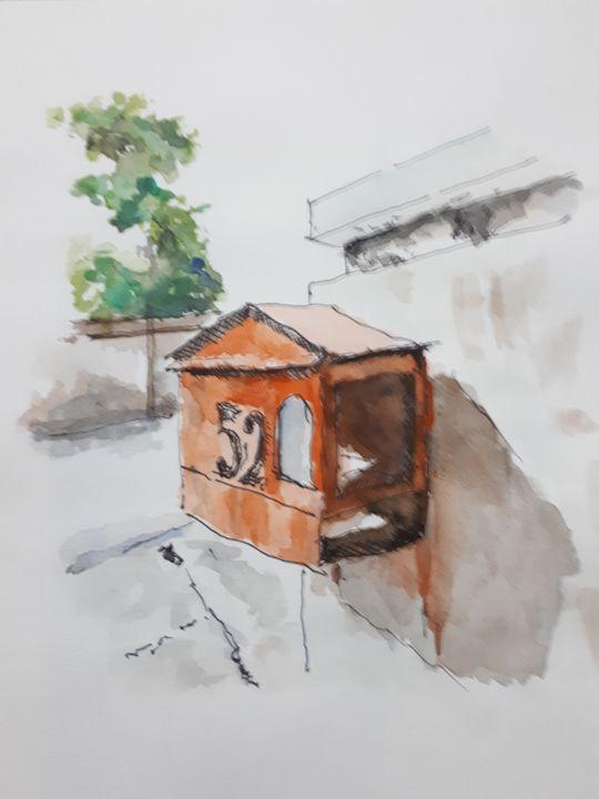 letterbox - zainuddin rahman