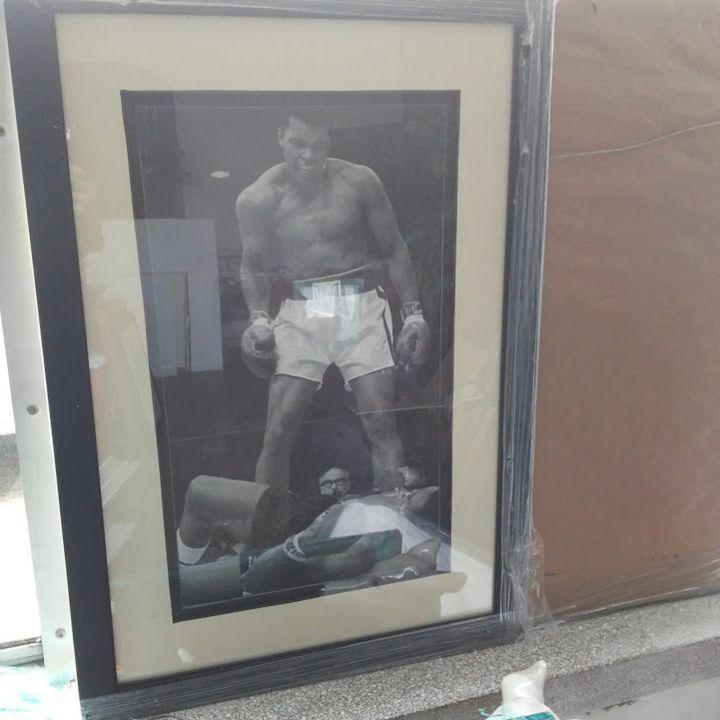 The Greatest- Ali Over Liston - Fineblackart.com