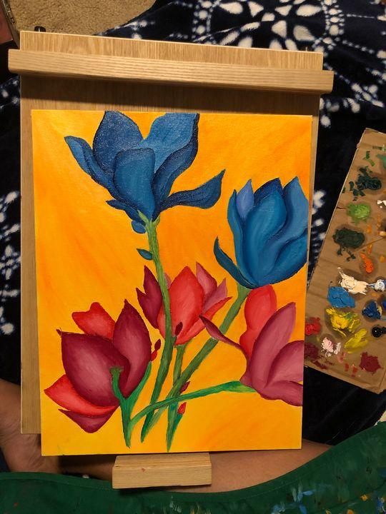 Spring - Yensy's Art