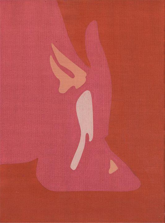 Yoga urdhva-padmasana - VSB art
