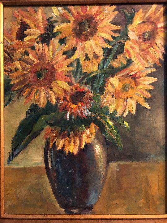 Sunflowers - Shuinart