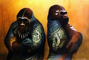 Tribal brothers