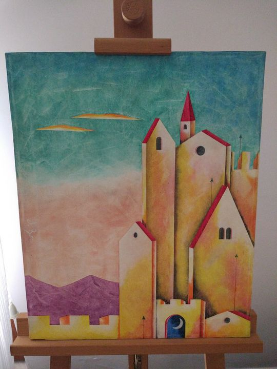 Paesaggio toscano - ArtUb