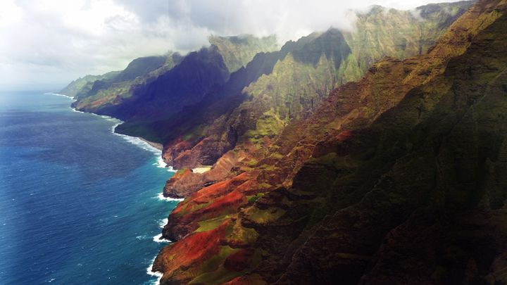 Jurassic Park of Kauai - Natalia Volovod Photography