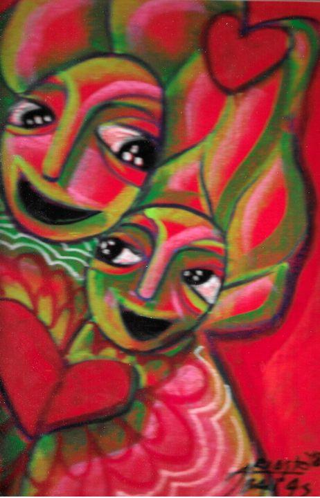 Sa Puso ng Ina, (Mother''s Heart)n 4 - mijodo asian gallery