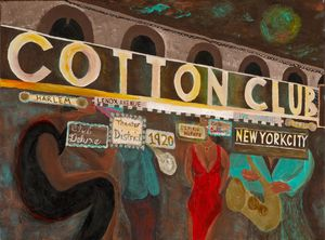 The Cotton Club NYC
