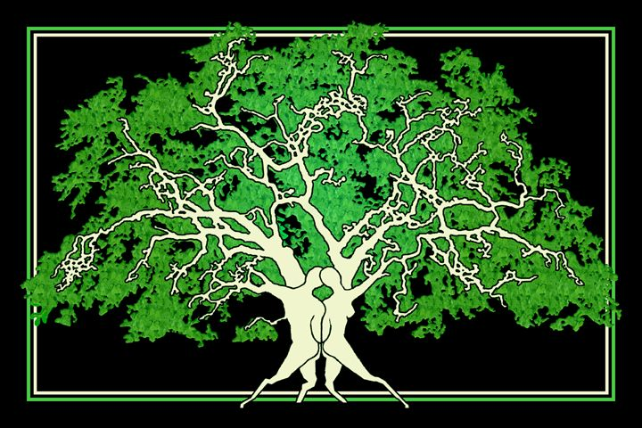 Tree of Life - by Nelson Pawlak - Nelson Pawlak
