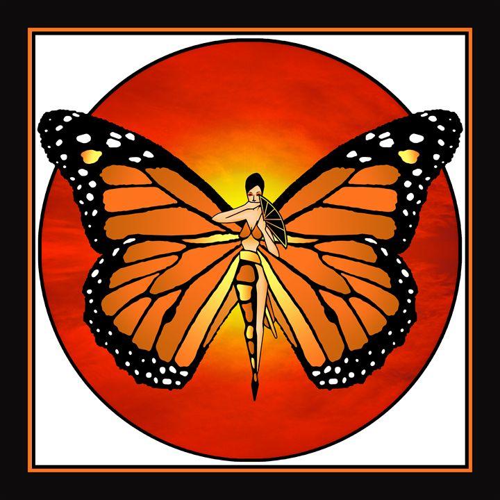Fairies - Orange Blossom Airess - Nelson Pawlak