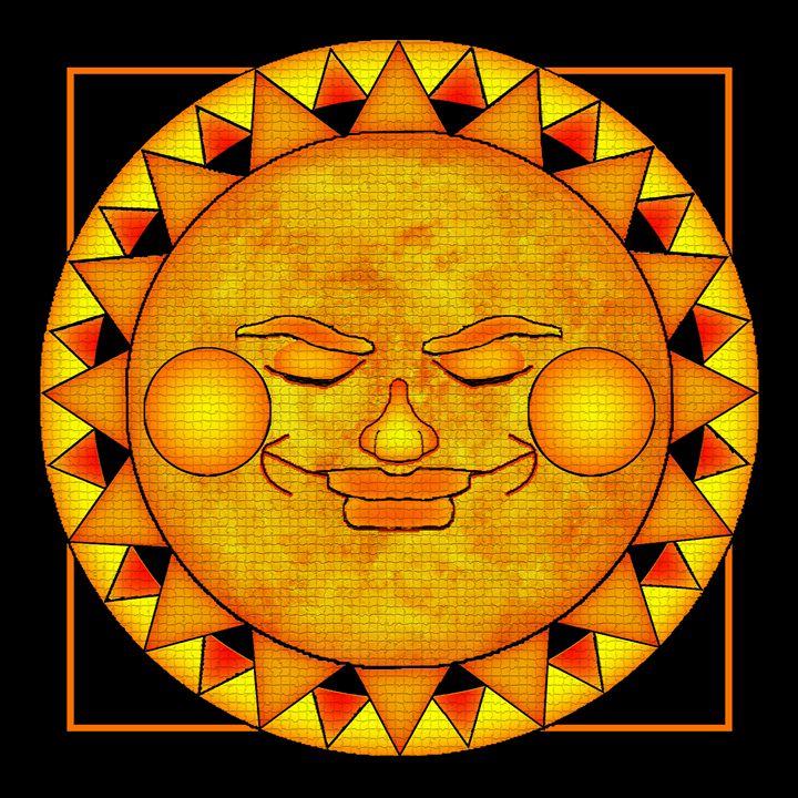 Sun - by Nelson Pawlak © 2015 - Nelson Pawlak