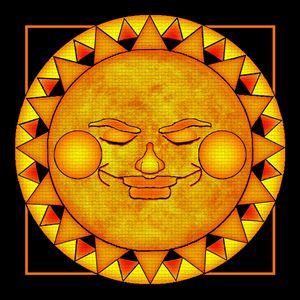 Sun - by Nelson Pawlak © 2015