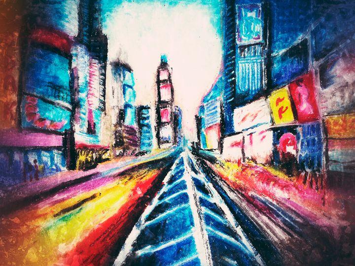 Metropolis Speed - Amanda's Imaginarium