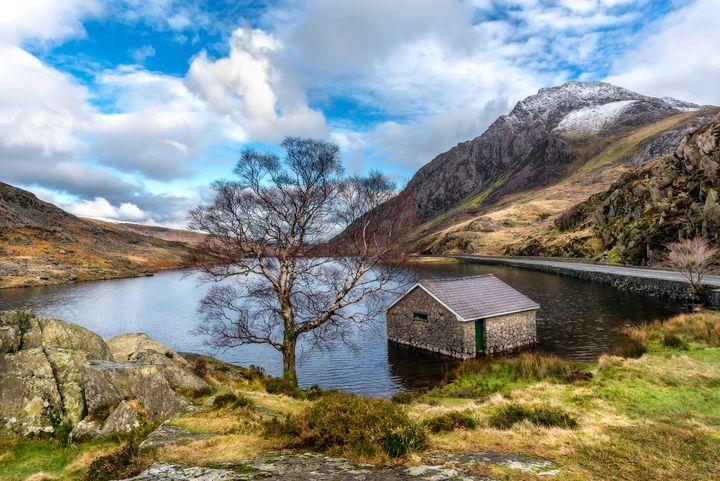 Ogwen Lake - Adrian Evans Photography