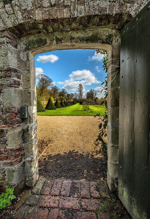 The Secret Garden - Adrian Evans Photography