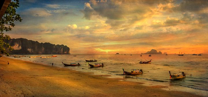 Asian Beach - Adrian Evans Photography