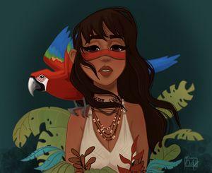 Rainforest Native