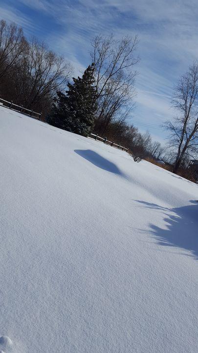 touchless snow - Naghmo