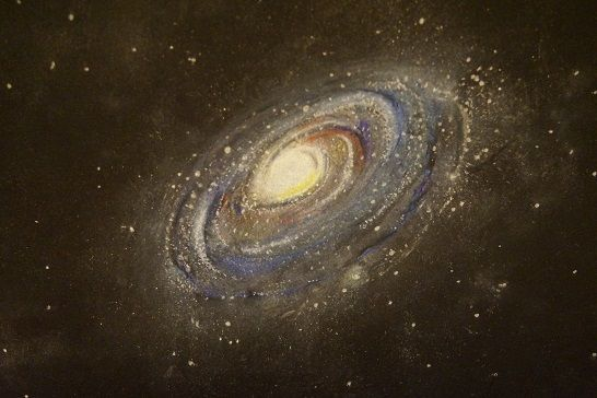 Andromeda Galaxy - Autumn Grace Art and Photography