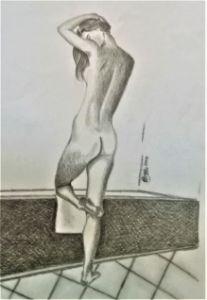 woman,nude