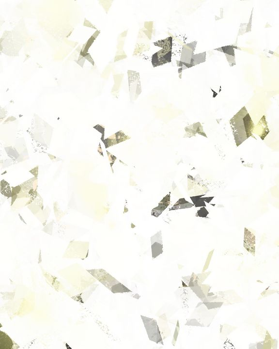 Abstraction - Amber Jean's art!?