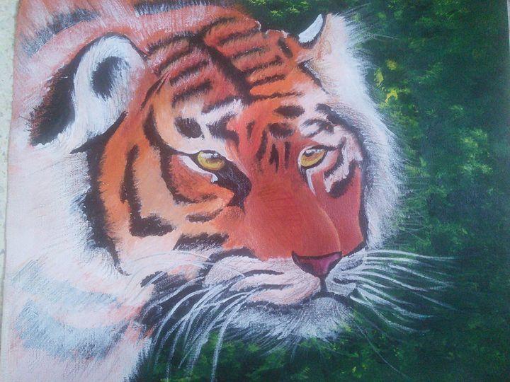 Tiger - Sriram