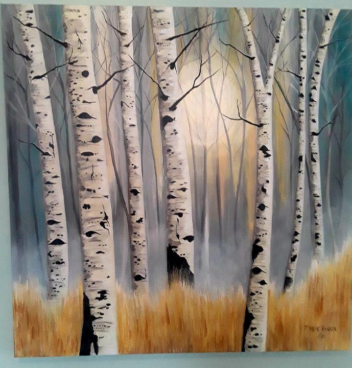 Aspen Grove - Deb Vack Studio